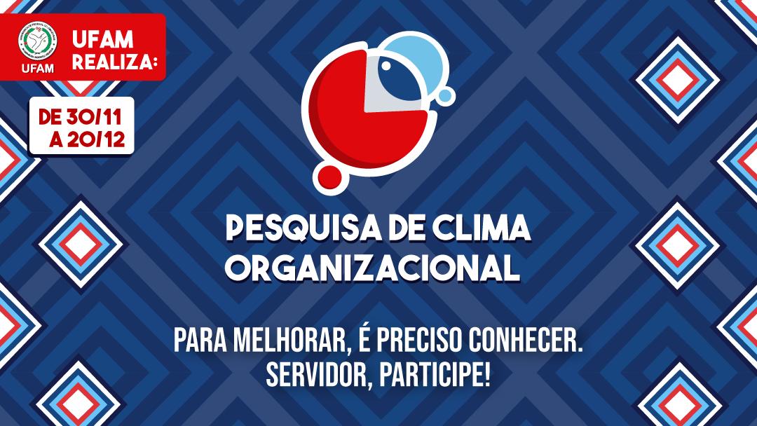 Pesquisa de Clima Organizacional 2020